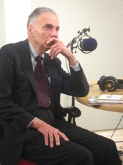 "Ralph Nader on ""Where We Live"" 