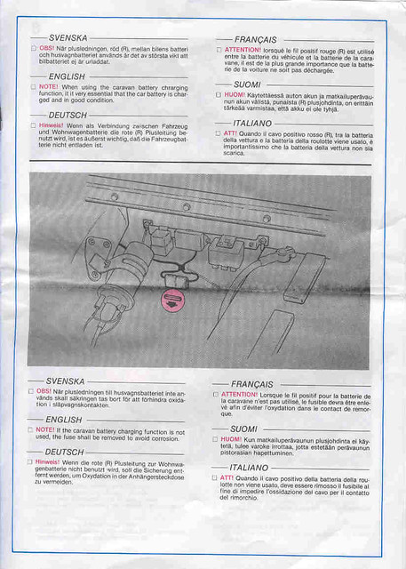 volvo 240 trailer hitch wiring instructions page 7 flickr Volvo XC90 Tow Package volvo 240 trailer hitch wiring instructions page 7 by z5
