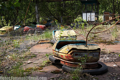 Pripyat Amusement Park, Ukraine Chernobyl | by РОБОТ-ФОТОМAТ