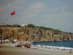 Enjoy the waves of Konyaalti Beach - Things to do in Antalya