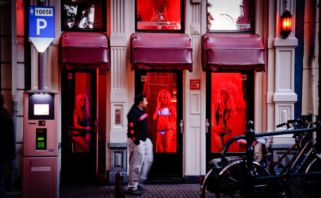 best amsterdam red light escorts