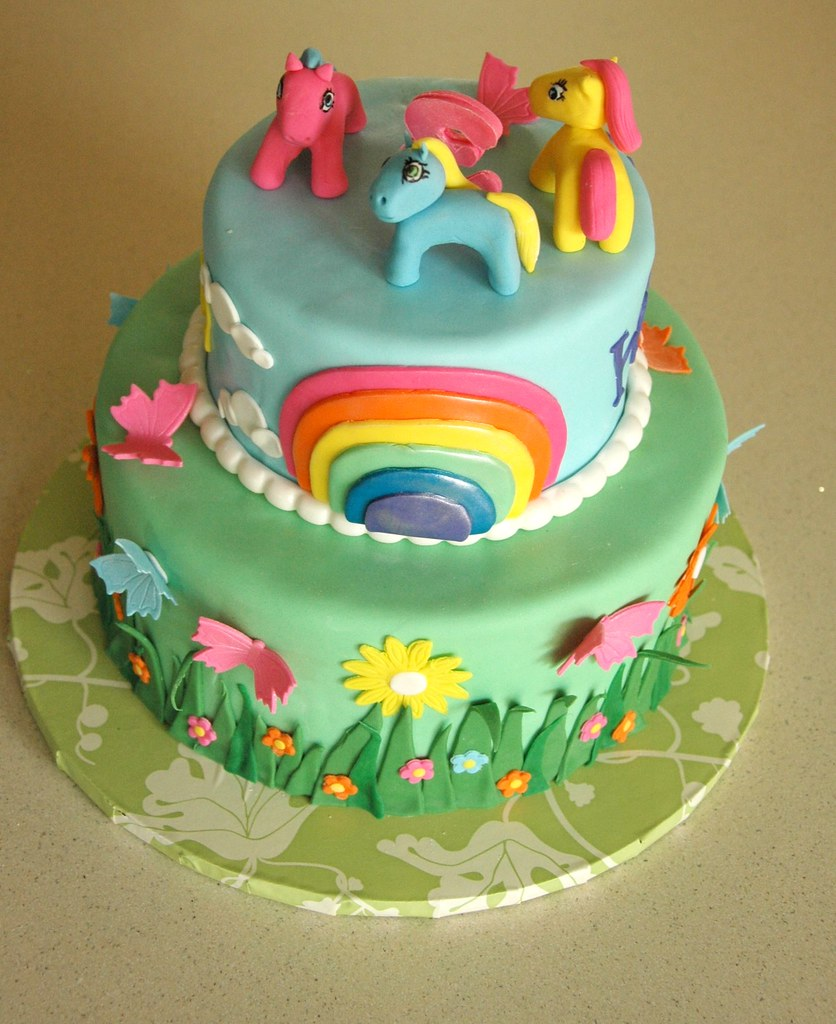 Little Pony Cake Pan