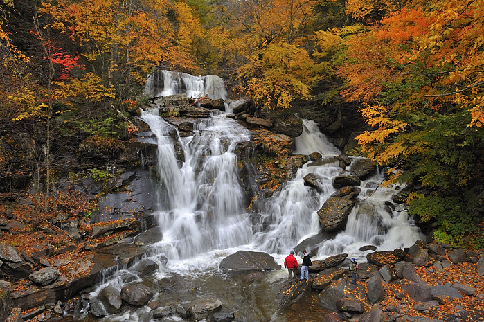 Kaaterskill Falls Ny Kaaterskill Falls Ny In Autumn Flickr
