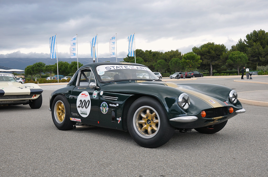 tvr griffith 200 kaufen 1965 tvr griffith 200 sold classic driver market used 1965 tvr. Black Bedroom Furniture Sets. Home Design Ideas