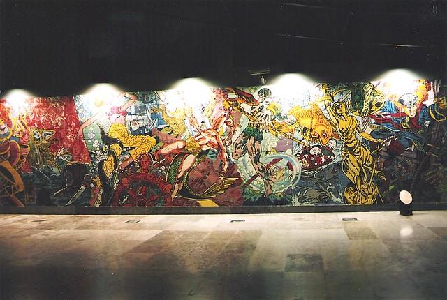 Lisbon Metro Oriente Station Esta 231 227 O De Metro Oriente