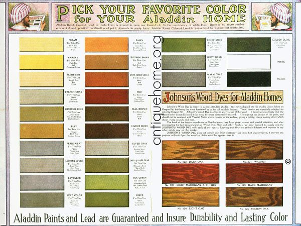 Bungalow Paint Color Schemes Pick Your Favorite Historic