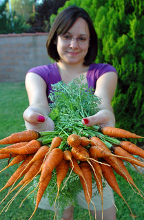 Carrots from the garden | by Bill Selak