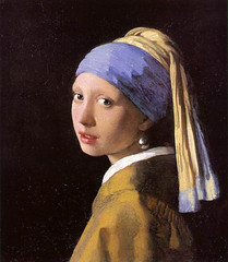 Johannes Vermeer _ Girl with a pearl earring | by ♥Fernanda2727♥