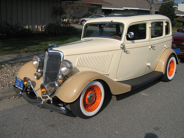 1934 ford 4 door sedan flickr photo sharing for 1934 ford 4 door sedan