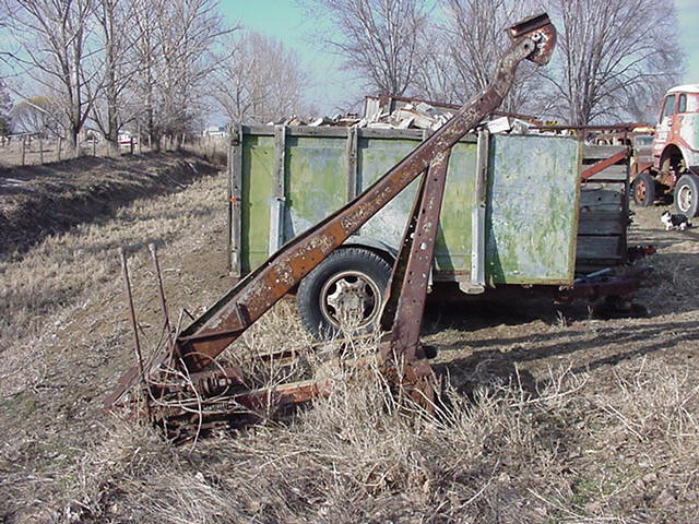 Home Made Wrecker Boom Heavy Duty Homemade Boom Flickr