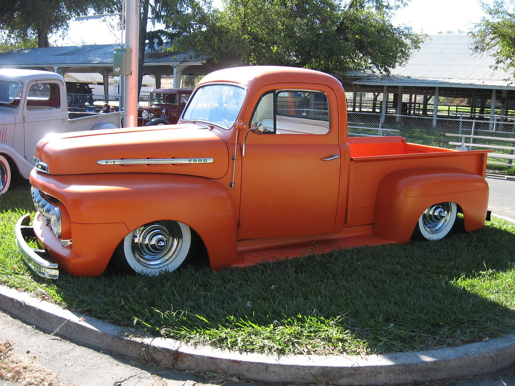 Ford Pickup Paint Colors