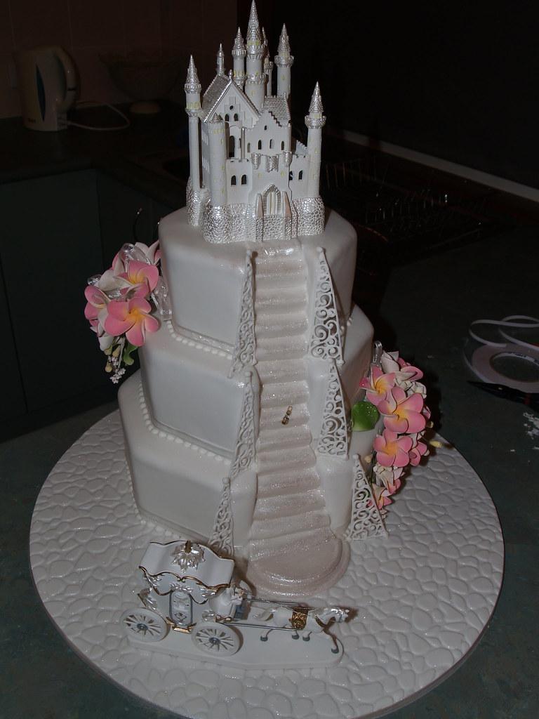 Cinderella Castle Wedding