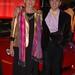 Irina Costache and husband attending President's Ball