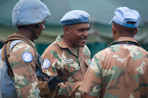 Reforming Africa's security forces | by Africa Renewal