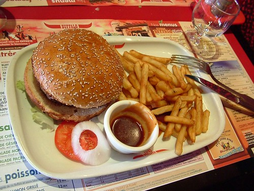 American food in france flickr photo sharing for About american cuisine
