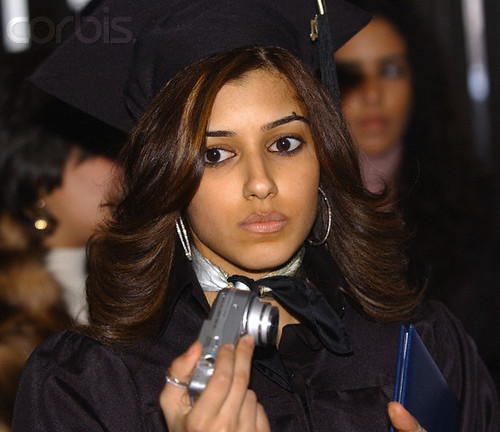 Princess reem al waleed al saud graduates from the univers flickr