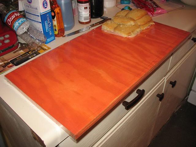 Orange Spray Paint B Q