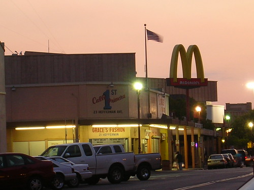 The U.S + McDonalds = McCapitalism Downtown Calexico | by E Vön Zita
