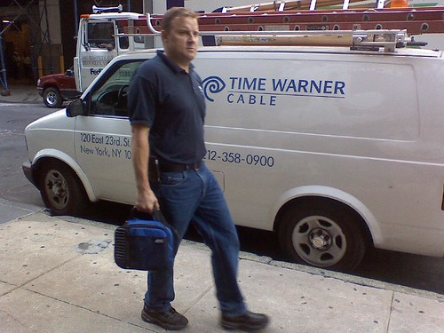 Time Warner Cable Truck | by Consumerist Dot Com