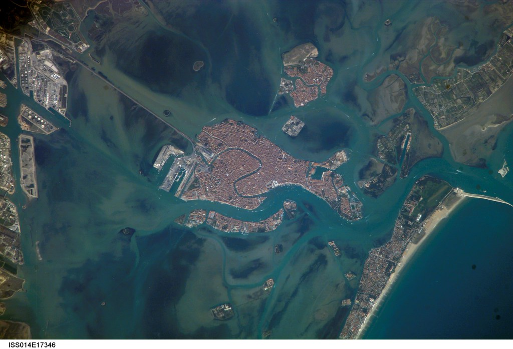 Venice Italy Nasa International Space Station Science