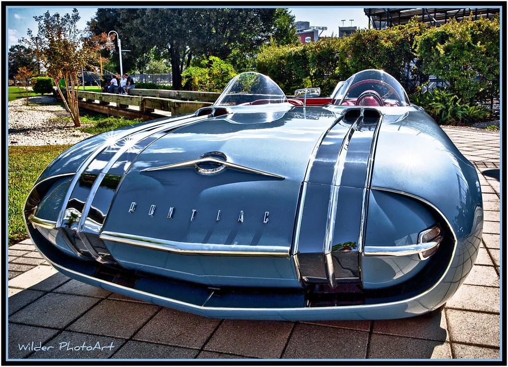 1956 Pontiac Club De Mer Concept Car Taken At The