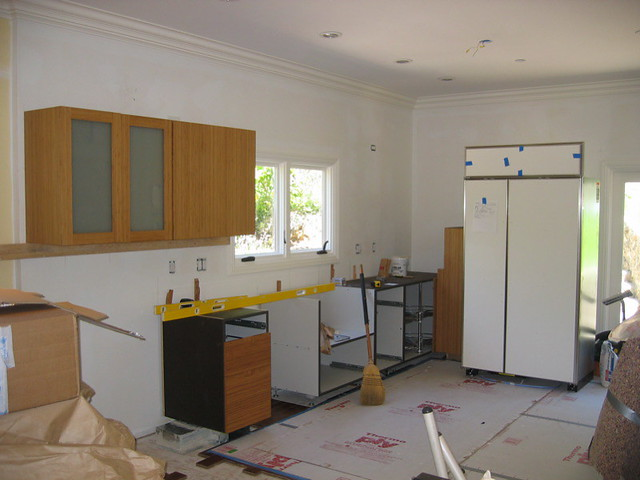 Paint Kitchen Cabinets Or Buy New