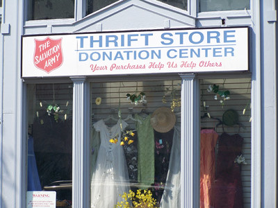 Salvation Army Thrift Store | by adiything