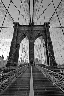 brooklyn bridge | by Romoletto