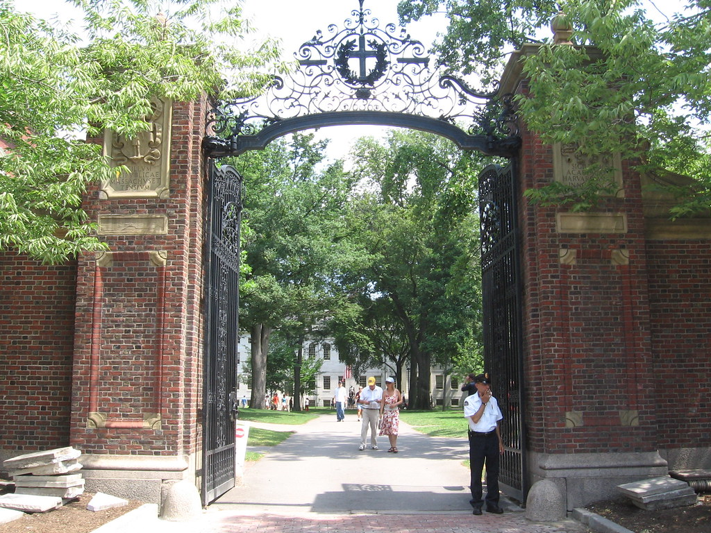 Harvard University Mai...