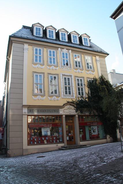 Jena Honigmannsches Haus 2 Le Mon Hist Flickr