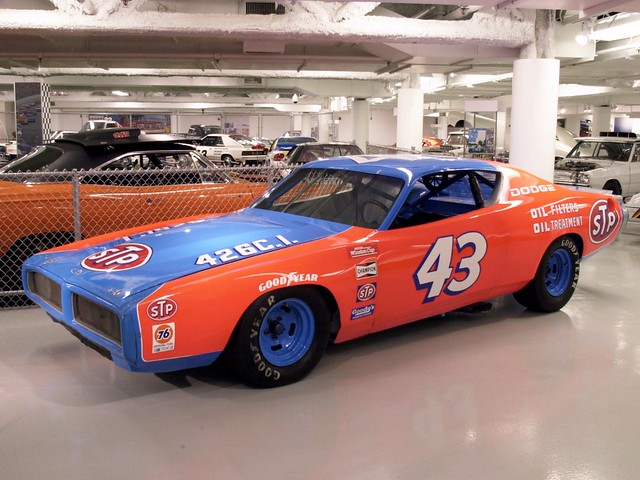 1972 dodge charger nascar - photo #8