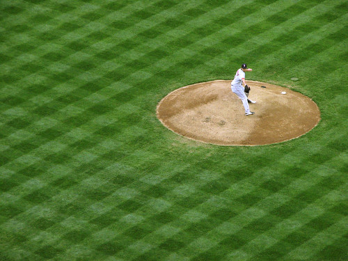 Man on the Mound | by Matt McGee