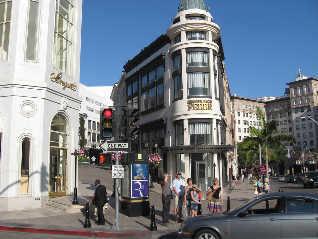 Restaurants In Beverly Hills Ca