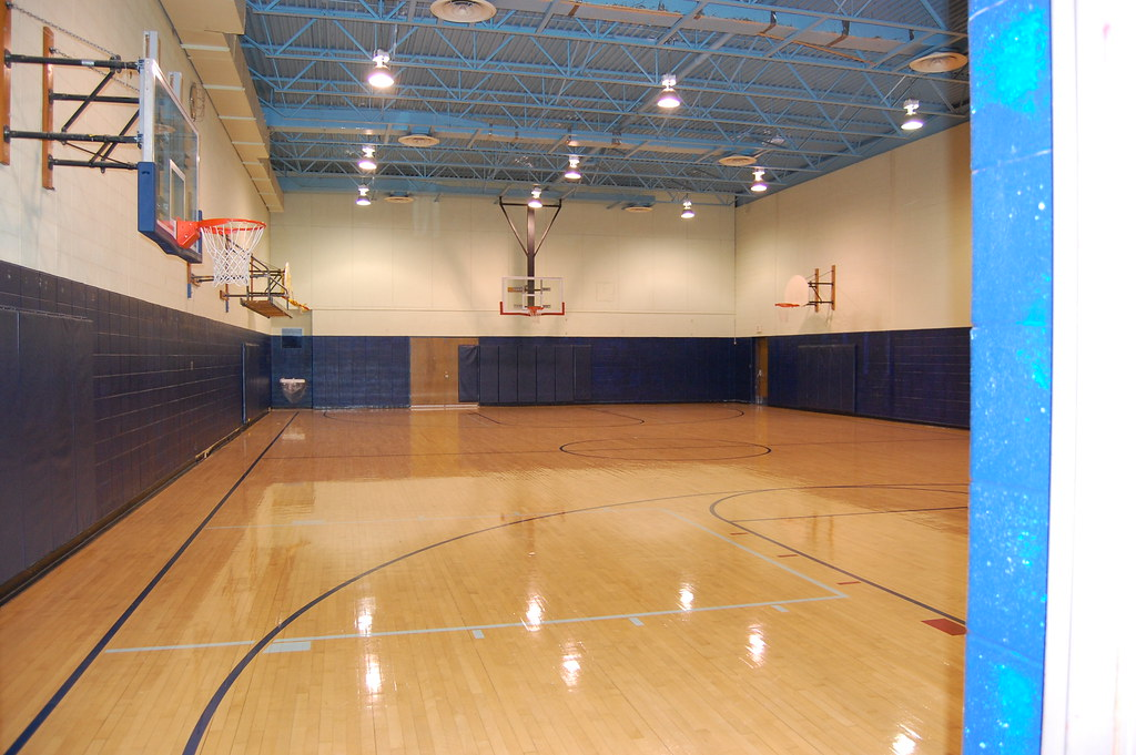 Image result for picture of a small gymnasium
