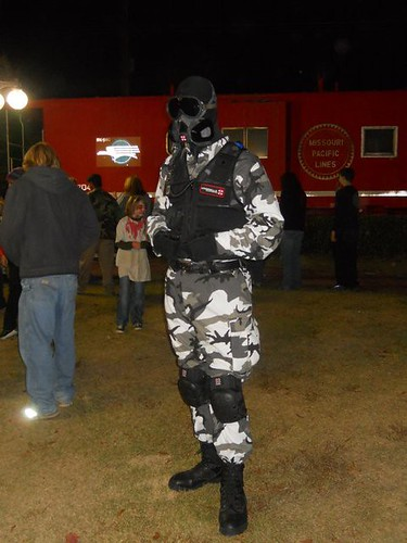 Umbrella Corporation Soldier Security My Ubcs Costume