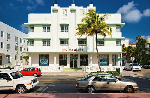 Carlyle Hotel Miami