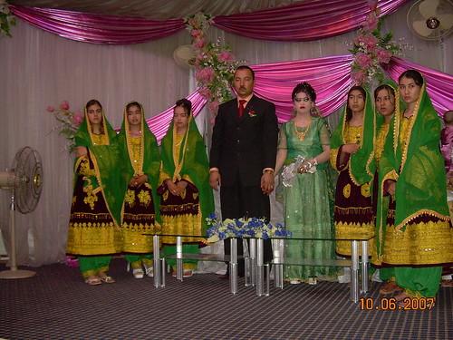 Afghan Wedding Ceremony