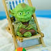 Yoda Takes a Vacation
