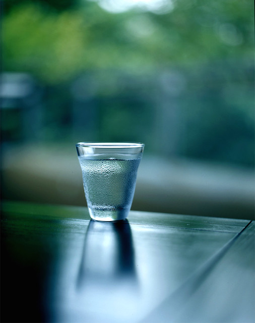 *One cup of water | PENTAX 67II PENTAX smc 90mm f2.8 ...