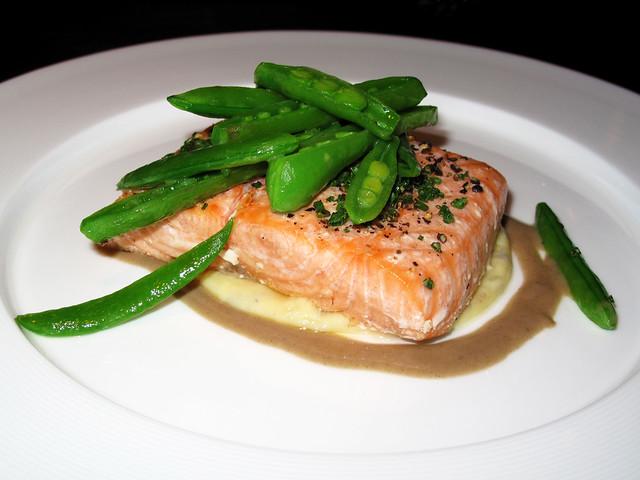 Poached Salmon | Flickr - Photo Sharing!