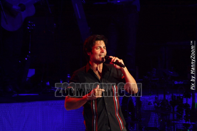 Chayanne Chayanne In Concert At Madison Square Garden In