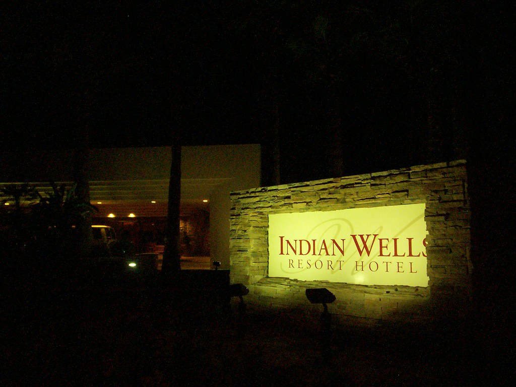 Indian Wells Resort Hotel Entertainment