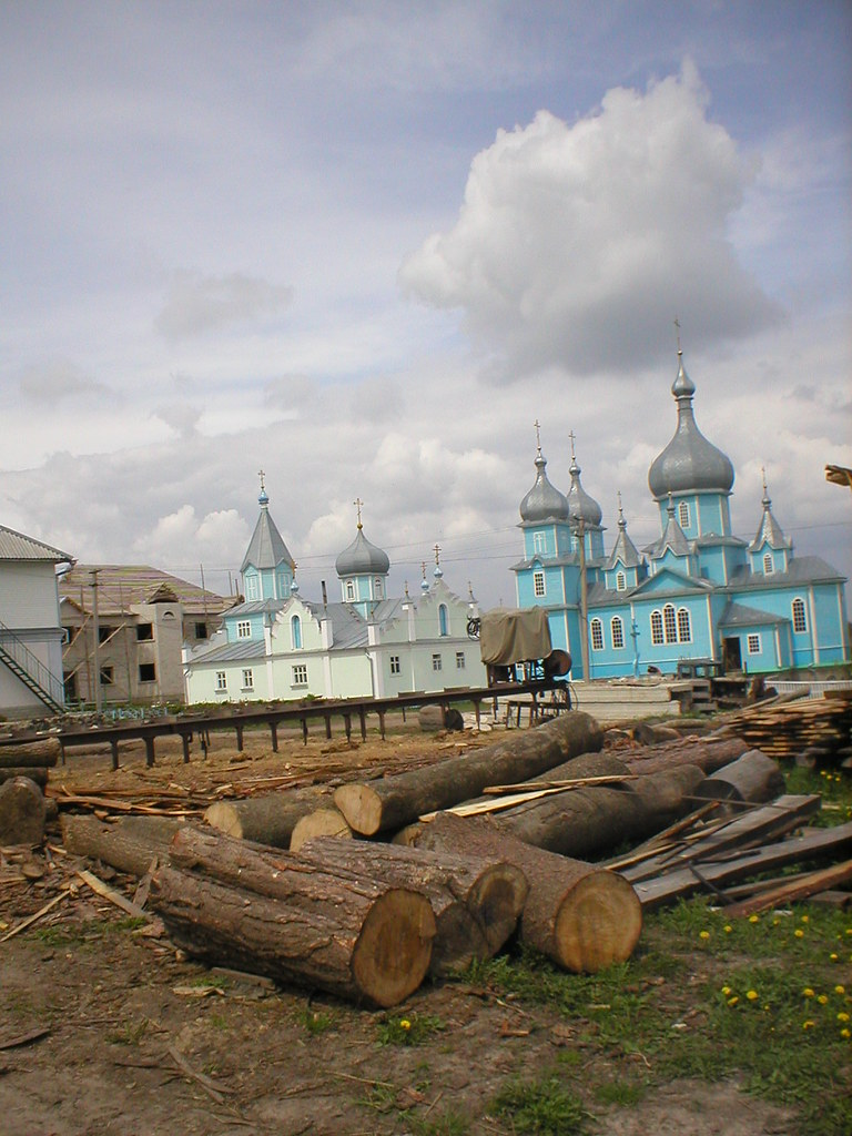 Ukrainian Countryside ...