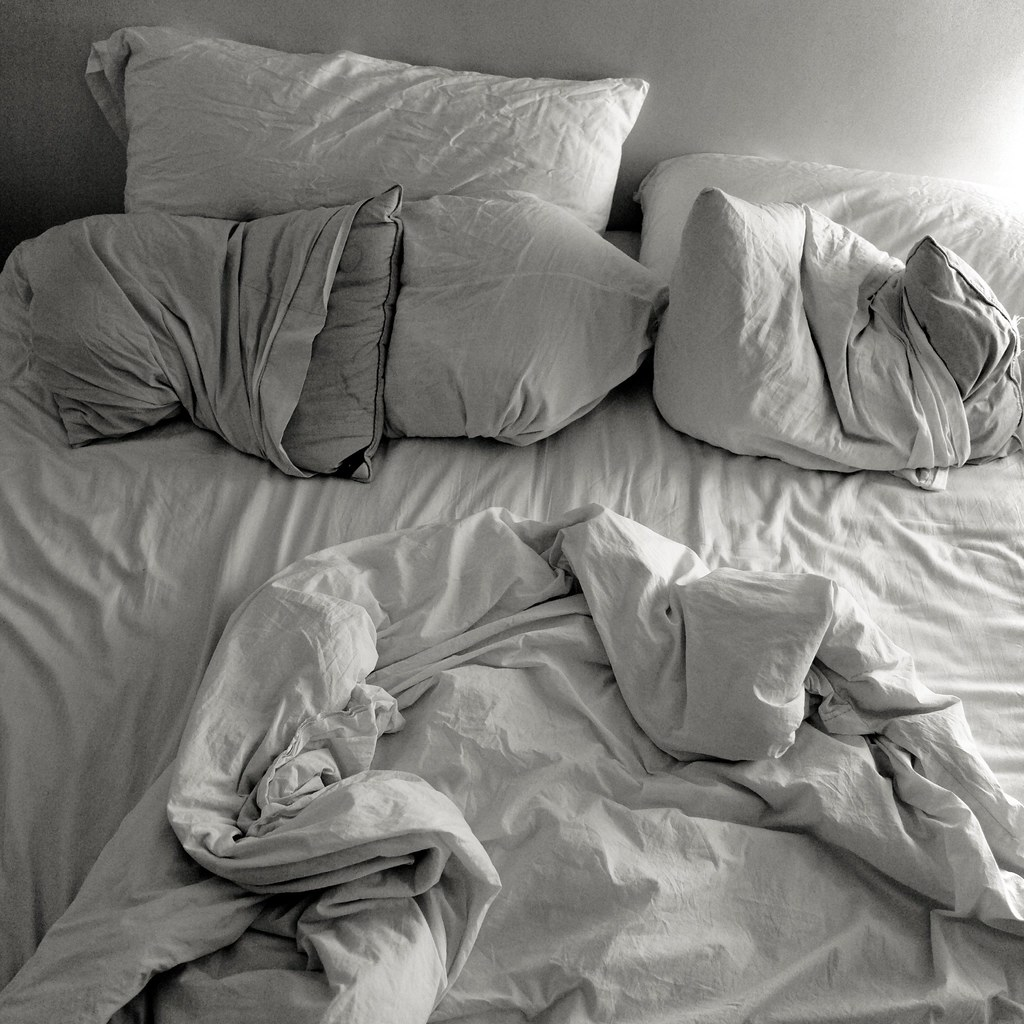 Black and white bed sheets tumblr - Tumblr Cute