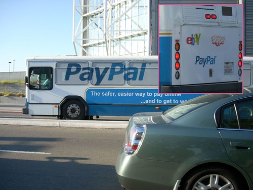 PayPal employee shtuttle | by Richard Masoner / Cyclelicious