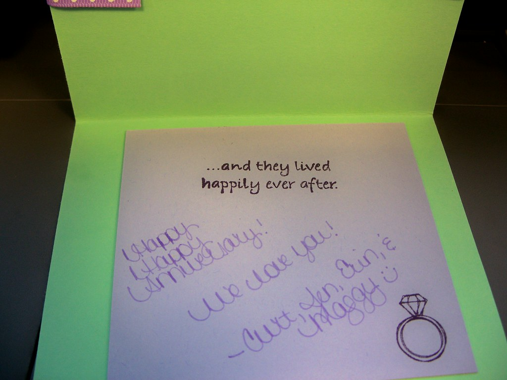 37th Wedding Anniversary Gifts: Happy 37th Anniversary! (Card