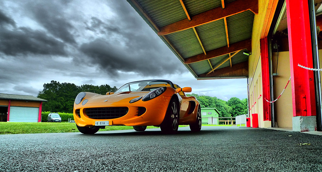 lotus elise lotus elise circuit de pont l 39 ev que calvados flickr. Black Bedroom Furniture Sets. Home Design Ideas