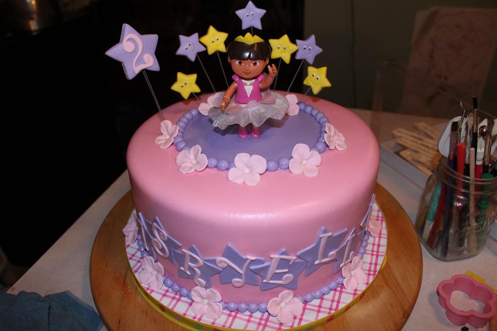 Dora Cake Recipe In English