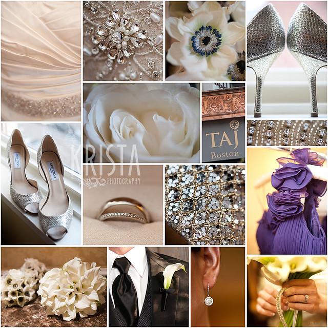 Silver Bridesmaid Shoes Sale