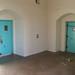 Original Entrance to the South Quad Dining Hall